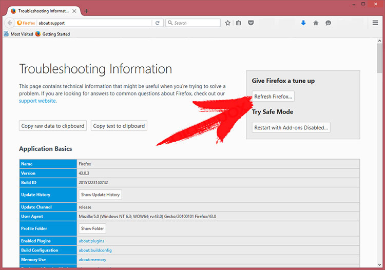 firefox_reset Blastnotificationx.com